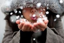 ART Snowflakes / DIY and Photos / by Digital Printables ◆ WhilstDigitalStash   Whilst