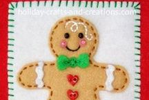 GINGERBREAD / by Gypsy Stitches