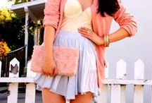 Pastels / How to style pastel colors? Best pastel color outfits. / by Match Clothes Colors