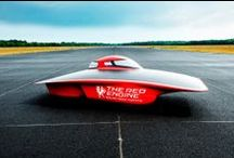 Solar Team Twente / Solar Team Twente, a team of 16 enthusiastic students joined World Solar Challenge 2013! The solar car was wrapped by VinyTouch in Avery Dennison's #SWF Cardinal Red.