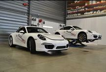 Porsche 911 - 50 years / VinyTouch used Avery Dennison MPI 1005 EA RS with DOL 1460 to wrap 8 Porsches for the 50th anniversary of the Porsche 911. They look amazing!