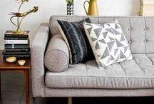 SOFÁS / Aquí encontrarás sofás, sillones, chaise longue y sofás cama, de todos los colores y formas, busca el tuyo!