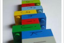 Teaching LEGO  / Ideas with LEGO