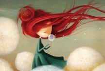 ILLUSTRATION / by Titia Yan Moulin Chasles