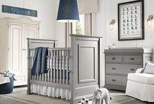 Nursery / Inspiration - bedroom for baby boy