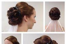 Hiuksia Jessissä / Hiustalo Jessissä tehtyjä kampauksia ja värejä yms.