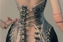 doll dress / inspiration and doll dresses paterns