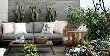 Gardens, terraces, balconies / Gardens, terraces, balconies