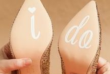 SHOE had me at Hello! / You've got the ring! You've got the dress! Now let's get you the shoes to match!