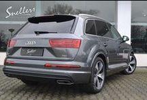 Audi Q7 3.0 TDI S-Line / Louis Snellers Audi Q7