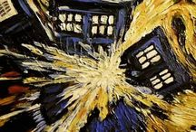 Doctor Who / The Doctor, his companions & the TARDIS