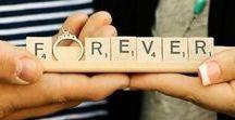Engagment and Wedding Photo Inspiration / Beautiful inspirations for proposal, engagement, and wedding photos