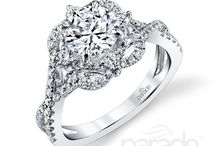 Halo Engagement Rings / www.josephkjewelers.com clackamas@josephkjewelers.com  This board is everything halo engagement rings. A halo is a circle of smaller side diamonds resembling a halo in order to help enhance the appearance in size of your center stone. Some of the ones you see in this board are from one of our many featured designers or made here in house. Sky is the limit with us because we are custom. If you don't see what you're looking for, we can design something personalized for you. Contact us today!