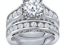 Modern/Contemporary Engagement Rings / www.josephkjewelers.com clackamas@josephkjewelers.com  Modern designs often feature details such as bezel settings, claw prongs, and heavy metal designs. The modern style is perfect for a woman seeking a unique, distinctive setting. Contact us today to see what we can do for you!