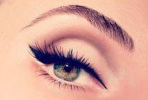 It's In the Eyes / Eye makeup