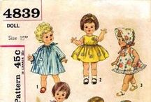 Retro Patterns for Kids / The patterns for clothing made by your grandmother, worn by your father.