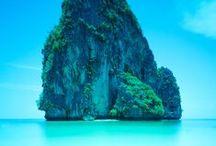Wanderlust / Places of unimaginable beauty on the #bucketlist