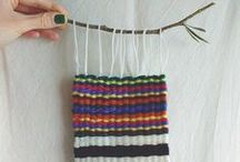 Weaving ~
