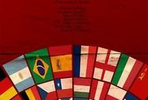 SOCCER WORLD CUP POSTERS