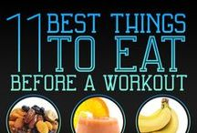 fuel / Get fueled up before your workout!