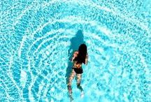 Poolside / Infinity or rooftop pool, just take me poolside