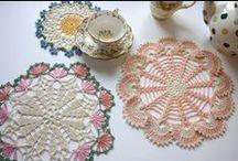 Crocheting ~