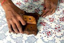 Indian Art & Textiles ~