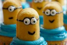 Minion Parties! / Despicable Me 2 is coming soon! Enjoy Minion activities, treats, crafts and party ideas.