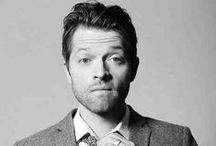 Misha Collins / Misha Collins is an American actor and director, best known for his role as the angel Castiel on the CW television series Supernatural. **Feel free to invite your friends!