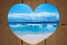 All Things Blue / Blue water, blue skies, blue love