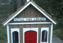 Little Free Library Inspiration