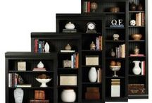 We Love A Good Book{shelf} / Bookcases, shelves and storage cubes from Just Cabinets Furniture & More. Plus inspiration and DIYs for the bookworm in all of us!