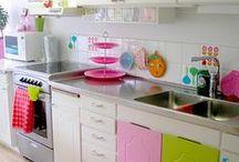 kitchen / by Gaby Schreyer