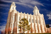 LDS Temples / Refuge from the world.