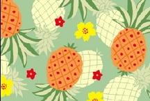 Prints + patterns / Say no to minimalism.