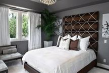 Dreamy Bedrooms / Your bedroom should be your own personal oasis of serenity. Find gorgeous bedroom furniture, along with dreamy bedroom decor tips and inspiration.