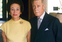 The Duke and Duchess of Windsor / The Black Sheep of the Windsor's / by Monika Weiler