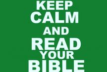 Sciptural Quotes / Inspiration from the bible