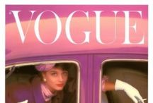 Vogue Covers / by Andrea Ch.