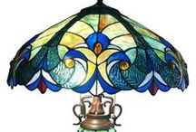 lamps / lighting / fairy lamps / by Sandra Padgett