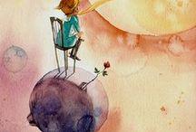 Knižní ilustrace. Book ilustrationes / Svět fantazie