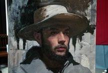 Sean Cheetham / Badass painter