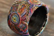 Polymerová hmota. Polymer clay / Nekonečné tvoření a inspirace...