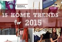 Trend{ing} / Style trends come and go, year after year. Stay up to date with the latest (and ever-evolving) color trends, design trends, decor trends, trending patterns, and more!