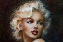Marilyn Monroe❤️ / A mais linda de todas❤️ / by Claudia Souza