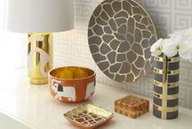 """Accessorize {Home Edition} / Accessories add personality to your home and can help replicate a """"designer"""" look for less!"""