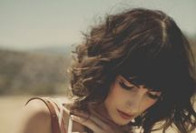 Hair styles❤️ / Presos,soltos,lisos,crespos,coloridos cabelos lindos / by Claudia Souza