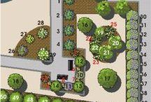 Aranżacja ogrodu / Przygotowanie terenu pod przyszłą aranżację rozpoczyna się od zapoznania się z możliwościami gleby, na której będą rosły rośliny. Dopiero później będzie wiadomo, w których miejscach, jakie nasadzenia będzie można zastosować - http://terenyzielone.wordpress.com/2014/05/13/aranzacja-ogrodu/