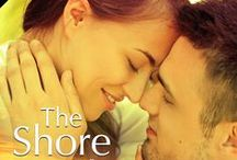 "The Shore Thing / Danielle ""Dani"" Davidson vows to just say no to workplace romances after her first post-college job is soured by a messy breakup with a manipulative coworker at a fish hatchery. That's just one reason she doesn't trust any man with her heart, let alone one who swims with sharks for a living.  So why can't she get cameraman Evan Sanders out of her mind?"