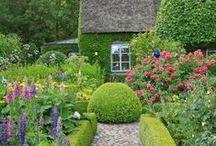 ogrody / sztuka w ogrodowej przestrzeni